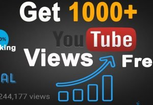 Jual bot youtube view