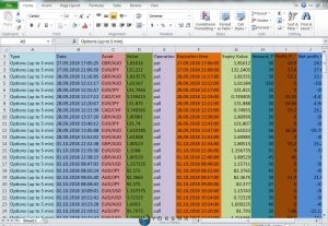 ENTRY DATA FAST EXCEL