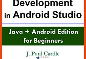 Jual Ebook murah Android App Development in Android Studio: Java+Android Edition for Beginners