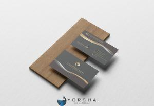 Business Card & Stationery